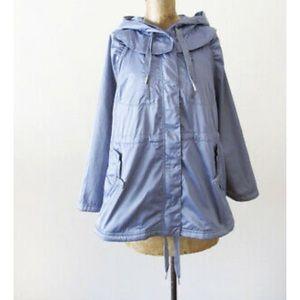 Lululemon Wanderful Capelet Rain Poncho Coat